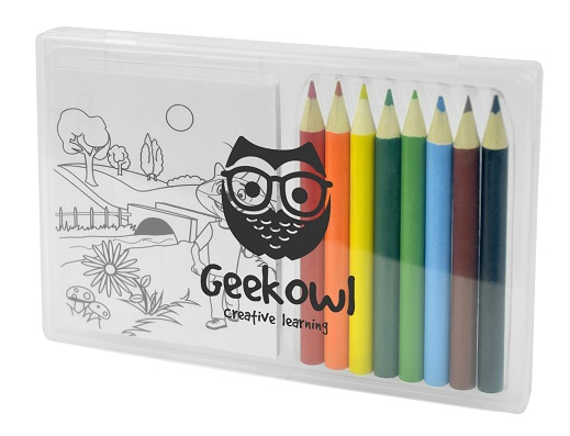 Colouring Case Sets